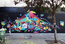 Street Art / by Marine Chptt