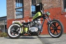 Bike Ideas / by Dwight Smith