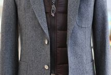 Dashing Fashion: Menswear Inspiration / From serious suits to bespoke belts, some stylish ideas and favorite menswear trends for the well-dressed man. / by JustMensRings.com