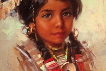 Native American people / by Judi Robinson Laughter