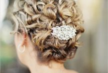 Up do or formal hair / by Ashley Mullen