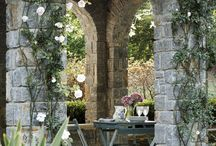 One Day My Home..Dream home decor In/outdoors / by Laura Villa