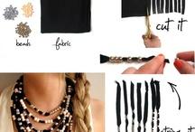 DIY Jewelry / by Heather Cunio