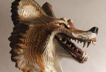 Woodcarvings / by Vicki Willms