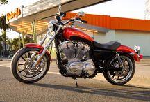Harley-Davidson / by Mykal Faircloth