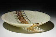 Glass Fused Pattern Bars / by Susan Ziegler Hutsko
