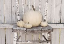 Fall Decorating / by Kenny Dye