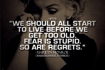 Quotes / by Julie Marie