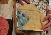 Quilt labels / by Claudia (Inchy) Hillesheim