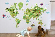 Nursery world / by Michele Hall