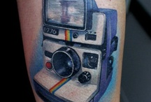 Tattoos / by Small Dog Electronics