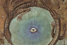 Ouroboros / Being a board dedicated to images of the ouroboros. / by Eric Jackson-Forsberg