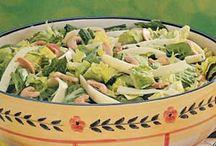 Salads / by Jill Kline