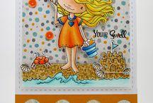 Sugar Pea Designs cards / by Elena Sordo