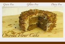 Gluten free Cakes / by samantha walsh