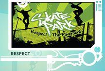 """August 2014- Respect """"Skate Park"""" / by 252 Basics"""