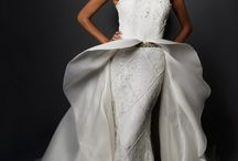 The PERFECT Wedding Dress / Every Girl dreams of that perfect Wedding Dress!!  / by Miss J_Nicole ™