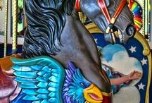 carousel / by Mona Wilson-Kiser