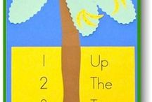 Number Fun! / Explore fun activities and books to make! / by KinderLit