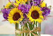 Flower arrangements / by Zani Button