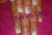 Nails / by Tracie Sands