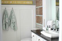 Bathroom Ideas / by Tara Sayles