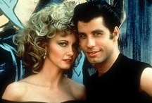 Grease ........Is The Word / This film has to be one of the best (in it's day). 1978 American musical starring John Travolta and Olivia Newton John. I've lost count at the number of times I have actually watched this film....... the same as others no doubt x / by Diane Seren