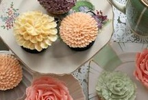 CUPCAKES! / I got a cupcake machine for Christmas. That's right, a kitchen appliance who's sole function is cupcake making.  / by Melanie Mccauley
