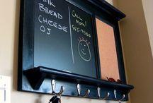 (:Where we eat:) / Kitchen designs, organization, decorations / by Jessie Bray