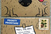 Mail Art / by Dangerdom Studios