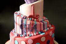 Cake Designs / by Annette Pepin