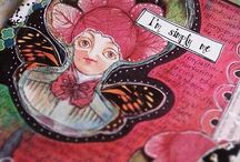 Heart Journaling (Art Journal Pages) / by Debbie-Anne Parent