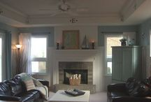 Living Room Ideas / by Sue Manning
