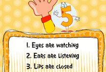 Basics on Behavior  / by Brandi Shinn