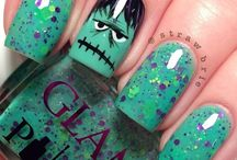 monster nail art tutorial & video gallery by Nded / monster nail art tutorial & video gallery by Nded  / by nded - nail art designs