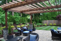 Trellises+Arbors+Pergolas / Trellises+Arbors+Pergolas / by All Oregon Landscaping Inc