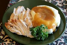 Thanksgiving Dishes / by Shelley Seguine