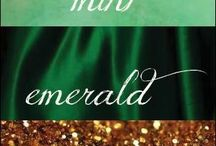 Emerald and Gold / by Cass Nuezca