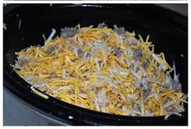 Crockpot recipes  / by April McClung