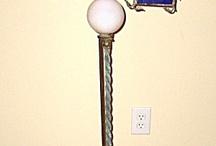 Lightning Rods & Weather Vanes / Antique lighting rods, vintage & antique weather vanes. / by LeAnn Boardman