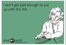 Funny e-cards / by Sharon Lawrence Smith