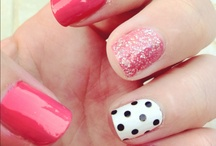 Nails and Beauty / by Mary Allen