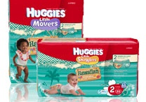 I <3 Huggies! / by A Time Out for Mommy