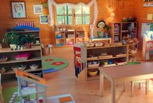 classroom environments / by Hallie Montgomery
