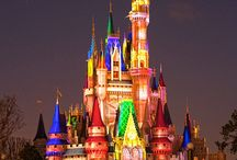 Disney Magic / All Things Disney / by Katie Kuzior Lindhe