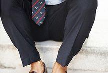 Men's wear  / by Veronica Olah