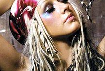 CHRISTINA AGUILERA!! / Christina!!! / by Debbie Campbell