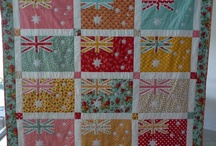 Quirky Quilting...if only I could / by Naomi Green
