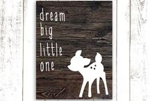 baby room / by Whitney Thompson