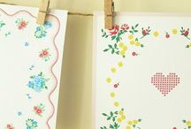 Printable Stationery / by Alison Butler (The Petit Cadeau Blog)